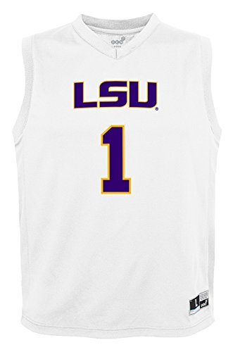 NCAA by Outerstuff NCAA Lsu Tigers Youth boys Chase Basketba