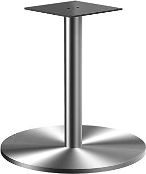 Tischgestell Für Runde Tischplatte.Peter Reichert Gmbh Tischgestell Edelstahl Für Runde Tischplatten Bis D900mm