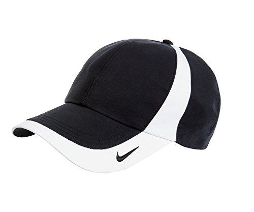 Nike Original Dri-FIT Lightweight Swoosh Embroidered Baseball Cap - Black White