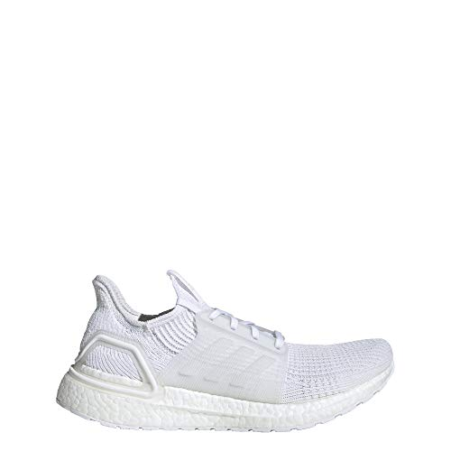 adidas Ultraboost 19 Shoes Men's, White, Size 11