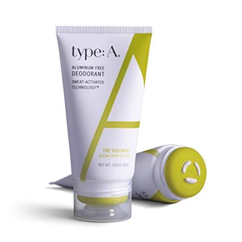 Type:A - Aluminum Free Deodorant for Women – The
