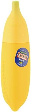 Tony Moly - Magic Food Banana Sleeping Pack, Mascarilla De Noche, 85 ml: Amazon.es: Belleza