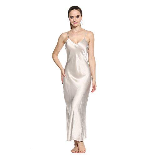 100% Silk Nightgown - 2