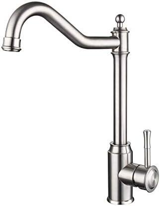 ZT-TTHG キッチン家庭用シンク、ホットとコールドシンク、ホットとコールド洗面台と盆地タップスクエアクロークバスルームシンクの蛇口ミキサークロームブラス - Aセクション