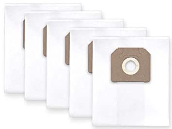 5x bolsas para aspirador tejido Flex S 36 (M), VC(E) 35 L (AC,MC), VCE 33
