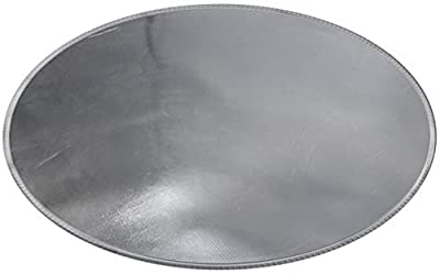 KoolPad Fire Pit Pad & Grill Mat - Protect Your Deck, Patio or Lawn from Expensive Damage from Heat, Fire Spillover, or Grease Drips from a Permanent or Portable Fire Pit or Grill