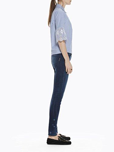 Blu Parisienne Soda amp; Jeans Scotch Blue pin Blue Ch Donna pinch Of 2255 Slim La BnvCwwxq1