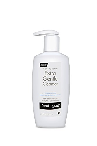 - Neutrogena Extra Gentle Cleanser, 6.7 Ounce