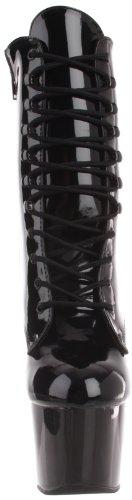 Ankle Women's B Black Ado1020 Pleaser Boots M Black zqxtRpCwI