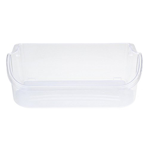 Gallon Door Bins - MAYITOP Refrigerator Gallon Door Bin Clear Shelf For Frigidaire 240356402 AP2549958 PS430122