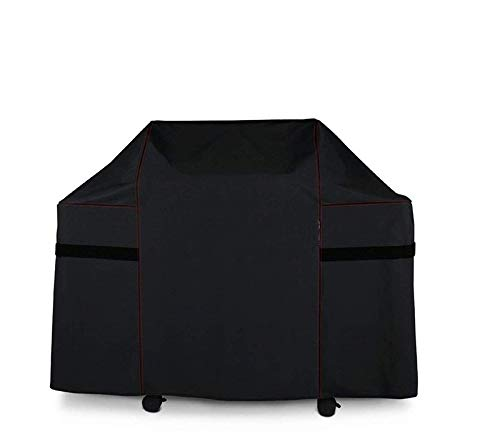 Pokin Gas Grill Cover for Cover Weber 7107 7553 Genesis E and S Series Gas Grills (44in X ()