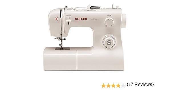Máquina de coser Singer Tradition 2282, 32 puntadas, Ojalador y Enhebrador Automático en 1 tiempo: Amazon.es: Juguetes y juegos