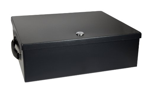Master Lock 7142D Fire-Retardant Steel Security Chest, Large by Master Lock (Image #1)