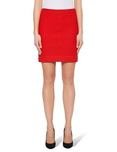Marc Cain Essentials, Falda para Mujer Rot (scarlet 272)