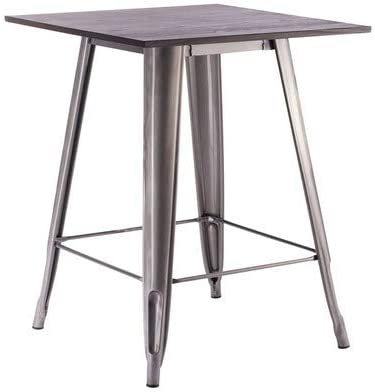 SuperStudio Lo Couleur Gris deModa Ural Square/  / Table de Bar