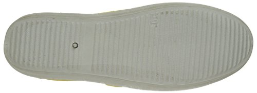 Shoes8teen Schuhe 18 Damen Canvas Schuhe Schnürschuhe Sneakers 18 Farben erhältlich Gelb 324