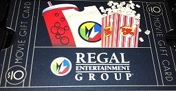 Regal Entertainment Group; Premiere Super Saver Movie Ticket (No Expiration) (Discount Ticket)