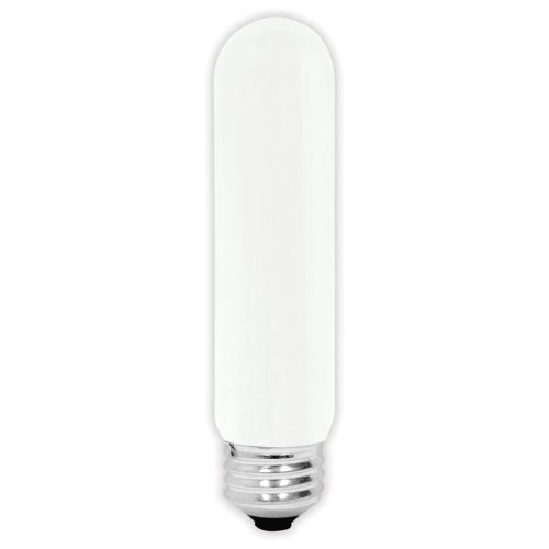 GE 45145 5 40 Watt Tubular White