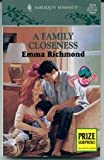 A Family Closeness, Emma Richmond, 0373033745