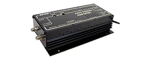 RF CATV UHF VHF ATSC TV Antenna Amplifier with 32dB Gain Boost