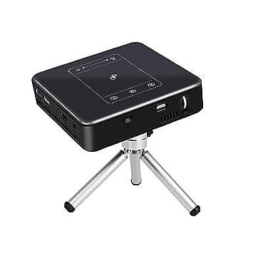 TQ PJ-50 DLP Teatro En Casa Proyector LED Proyector 150 LM Android ...