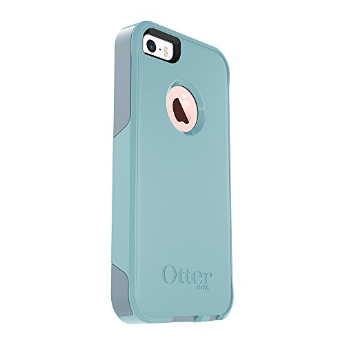 OtterBox COMMUTER SERIES Case for iPhone 5/5s/SE - BAHAMA WAY (BAHAMA BLUE/WHETSTONE BLUE) by OtterBox (Image #3)