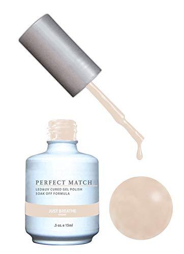 LeChat Perfect Match Gel Polish Belle La Vie Collection Just Breathe - .5oz