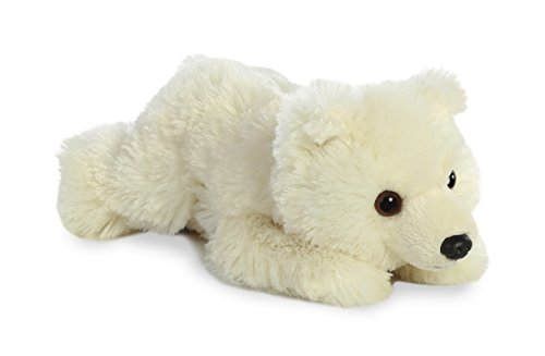 (Aurora 31741 World Polar Bear Plush Toy)
