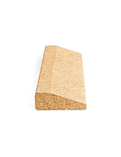 "Cork Yoga Wedge: 3 1/2"" Wide X 23 1/2"" Long X 1 1/8"" Thick"
