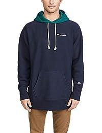 Men's Colorblock Hooded Sweatshirt