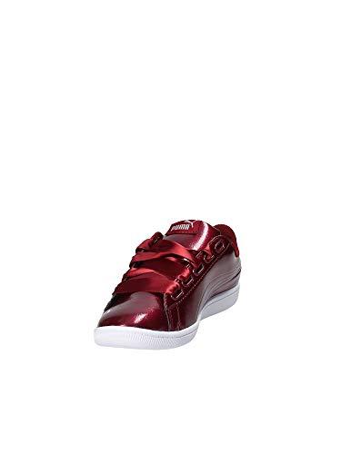 Bordeaux Donna P Vikky Basse Sneakers Ribbon Puma 0wX6xYqX