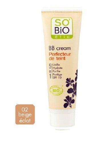 So' Bio Étic BB Cream perfecteur di teint 5in 1–02Beige éclat SO' BIO ÉTIC 1333065