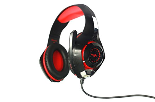 Redgear Hell Storm professional Gaming Headphones with LED Effect