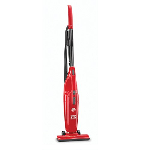 (Dirt Devil BD20000RED Simpli-Stik Lightweight Bagless Upright Vacuum)