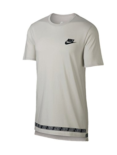 Nike noir Beige light Homme shirt 892056 Bone T Sw7Urqv1S
