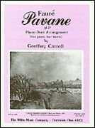 Faure Pavane Sheet Music (Willis Music Pavane (1 Piano, 4 Hands/Early Advanced Level) Willis Series by Gabriel Faure)