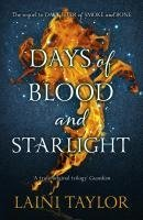 [Days of Blood and Starlight] (By: Laini Taylor) [published: August, 2013] pdf epub download ebook
