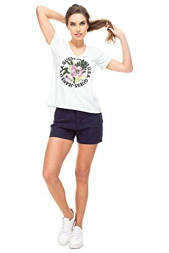 Shorts Guess Feminino Palmeira