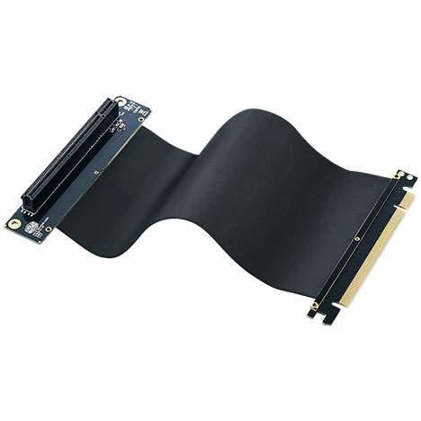 Premium Universal PCIE X16 Riser Cable
