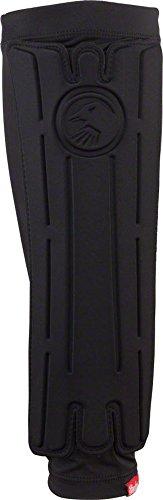 Shadow Invisa-Lite Shin Guards: Black XL (Leg Guards Lite)
