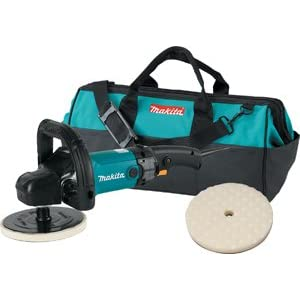 Makita 9237CX2 Polisher/Sander Kit