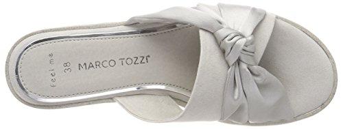 Tozzi lt Marco Comb Grigio Ciabatte grey 27129 Donna d7qnqXp