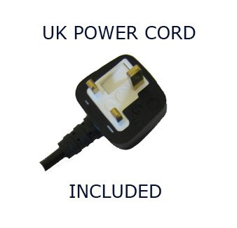 Branded Inc 12 Month Warranty and UK Power Cord Laptop Power Laptop Charger for Asus X5DC X5DIJ Adapter Power Supply TM