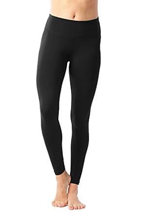 90 Degree by Reflex Power Flex Yoga Pants - Black - XS