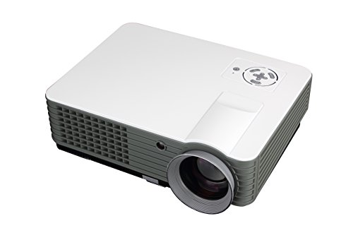 Usa free shipping targetevo multimedia mini led video for Mini projector usa