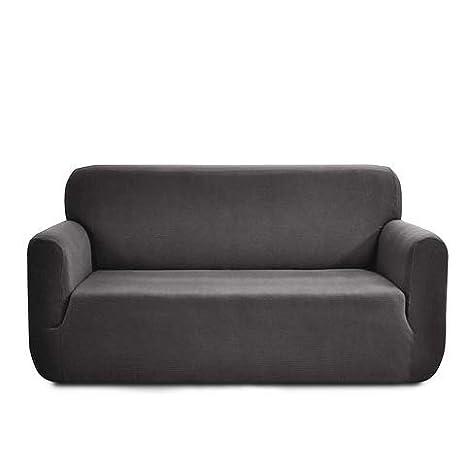 HomeLife - Funda elástica para sofá de 1/2/3/4 plazas ...