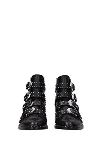 Donna Givenchy BE08143004 Black EU Stivaletti Pelle 6wz5w