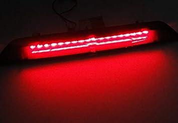 Schwarze Rauchglas Hinterradbremslicht f/ür Transit MK8 ab 2012 Transit Tourneo Custom Heckklappe