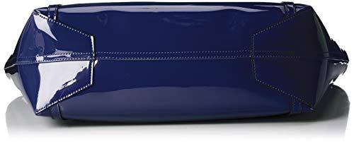 Blu Borse Shopping Donna Tote Armani Bag navy Exchange Medium wPqnx04