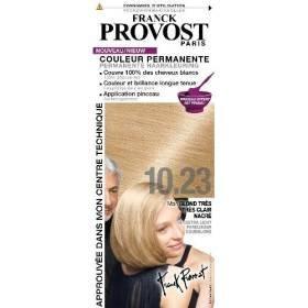 franck provost coloration blond trs trs clair nacre n 1023 pinceau for - Franck Provost Coloration